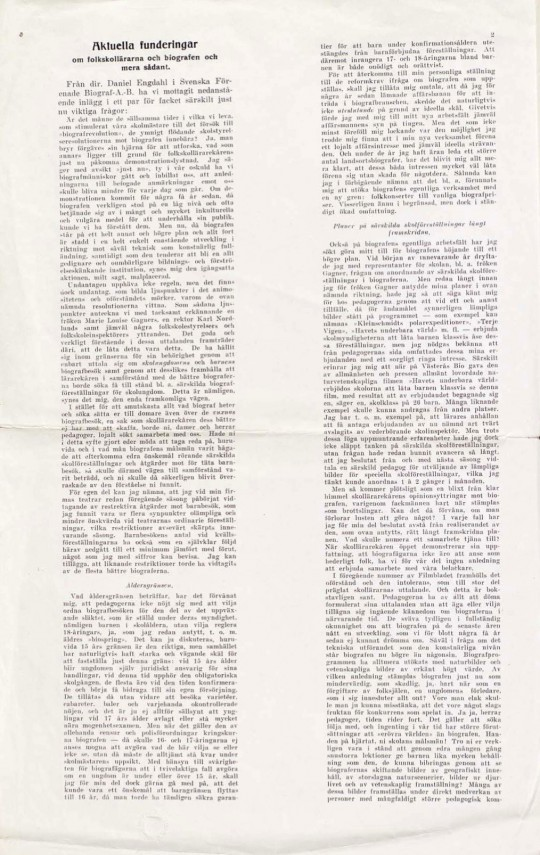 Funderingar 1917