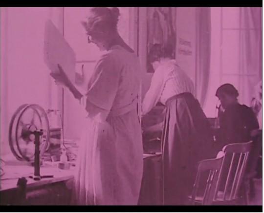 Ur filmen Skandinaviska Filmcentralen (1925)
