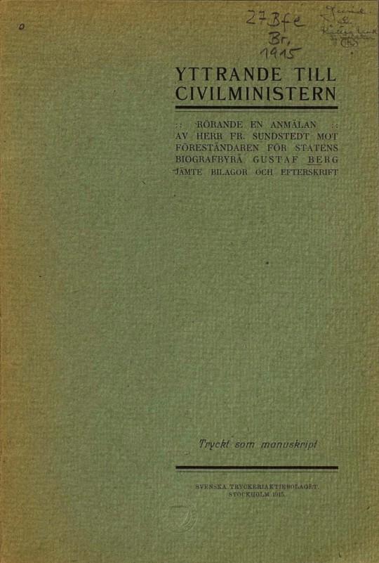 Berg 1915