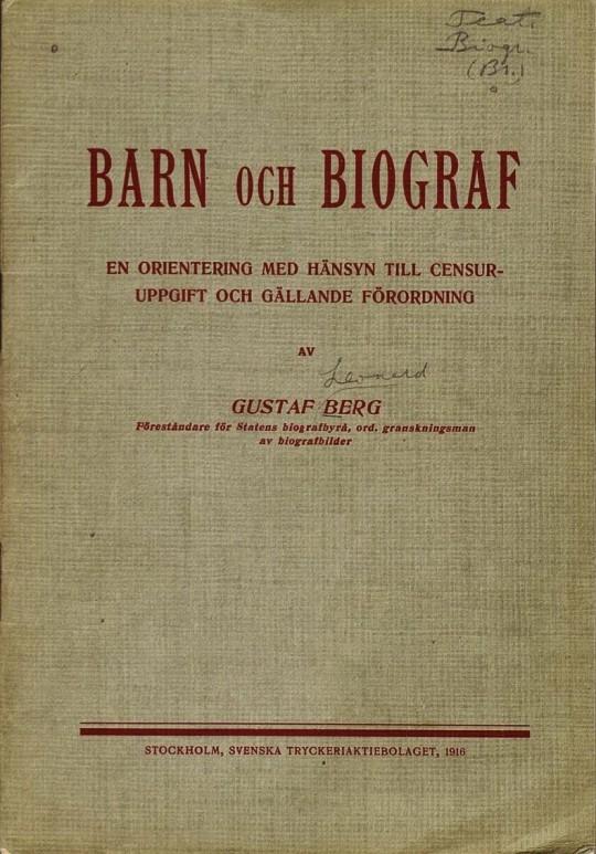 Berg 1916