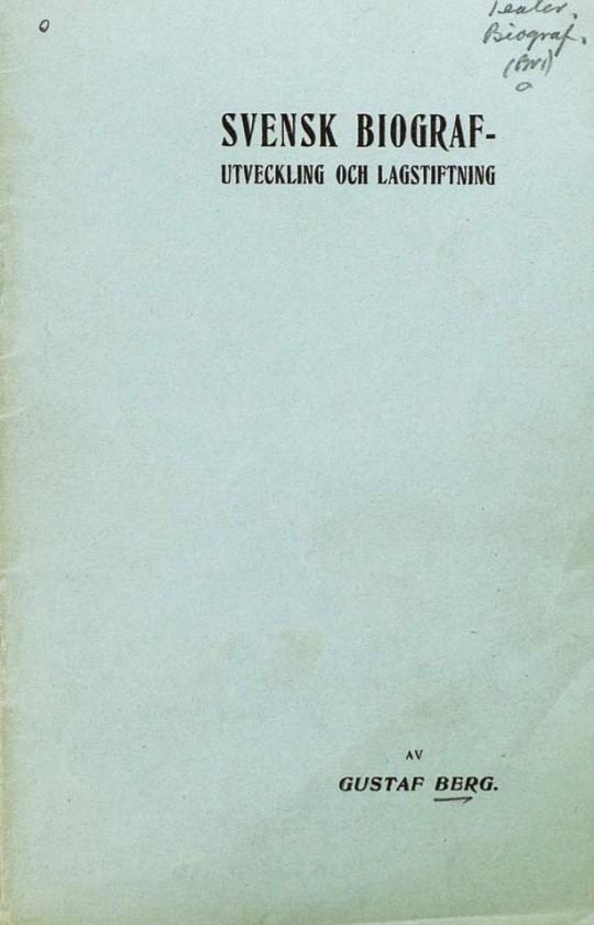 Berg 1919