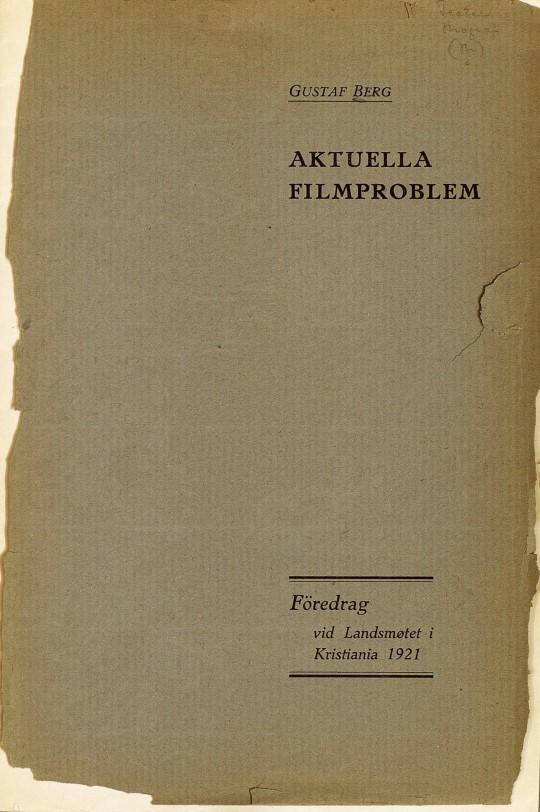 Berg 1921