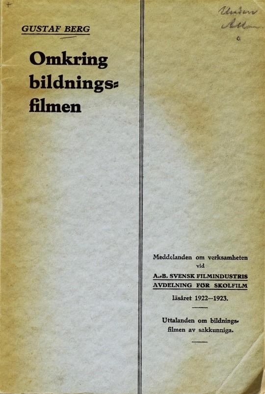 Berg 1923