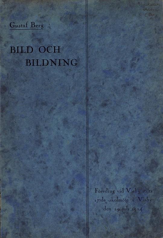 Berg 1924