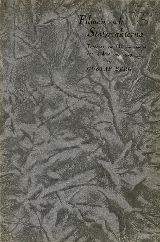 Berg 1929