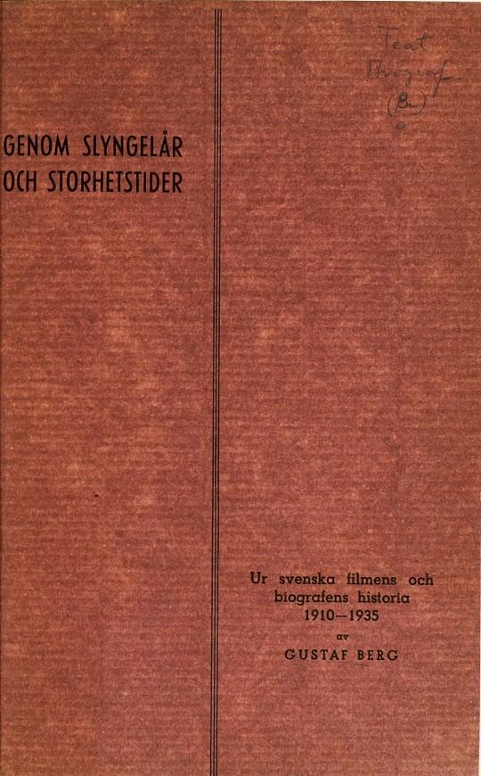 Berg 1936