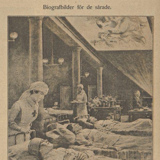 första världskriget när började det